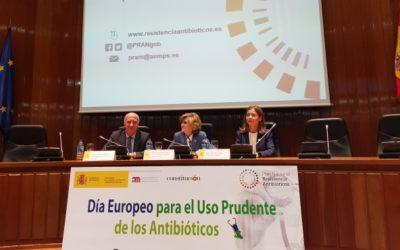Presentación Plan Nacional frente a la Resistencia a los Antibióticos 2019-2021