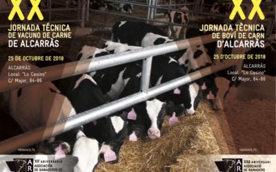 XX Jornada Técnica del Vacuno de carne de Alcarrás