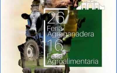 XXVI Feria Agroganadera y Feria Agroalimentaria del Valle de los Pedroches