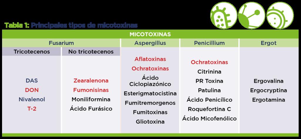 micotoxinas, enfermedades animales, mic-ox complet, salud gástrica