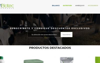 AMBiotec ahora con tienda online